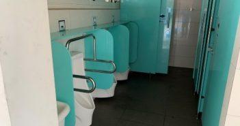 竹山公有零售市場公廁(改善後)