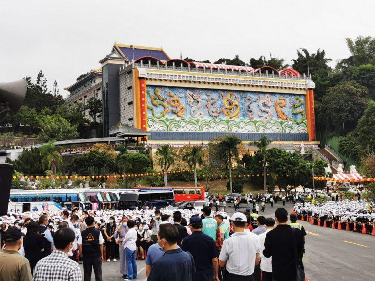 白陽聖廟落成啟用祭天祈福大典