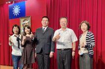 彰化榮家家主任史浩誠率同仁出席廉政楷模表揚大會