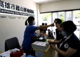 因應疫情嚴峻  運發局稽查巡視第一線防疫工作