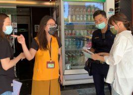 高雄市觀光局嚴陣以待防疫高規格 視察景區並加強查核防疫旅館